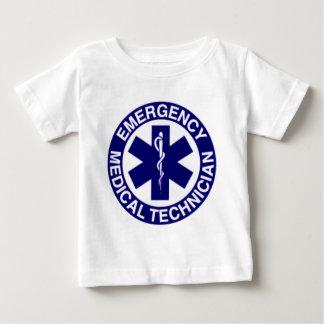 NOTmedizinische TECHNIKER EMT Baby T-shirt