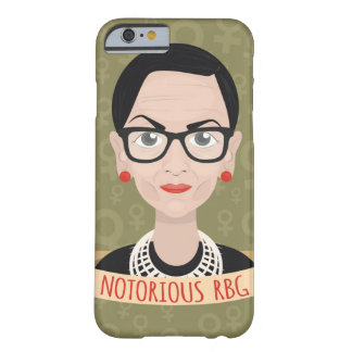 Notorisches RBG - iPhone Fall Barely There iPhone 6 Hülle