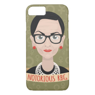 Notorisches RBG - iPhone Fall iPhone 7 Hülle