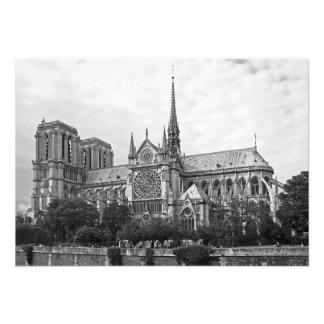 Notre-Dame de Paris Fotodruck
