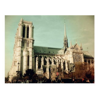 Notre Dame De Paris ,(France) Postkarte