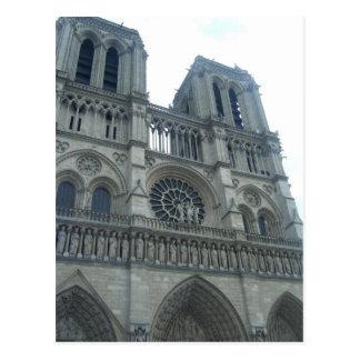 Notre Dame de Paris Postkarte