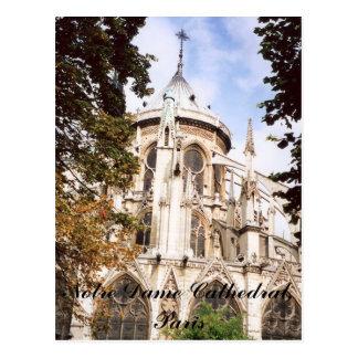 Notre Dame-Kathedrale, Paris-Postkarte Postkarte