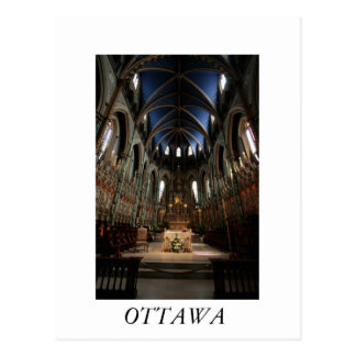 Notre-Dame-Kathedralen-Basilika Postkarte