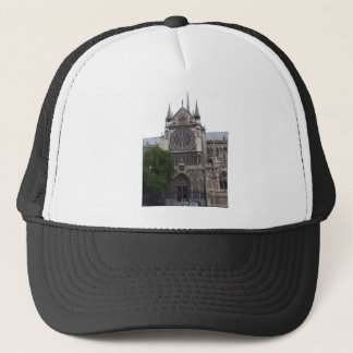 Notre Dame, Paris, Frankreich Truckerkappe