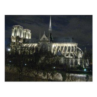 Notre Dame-Postkarte Postkarte