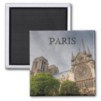 Notre Dame Quadratischer Magnet