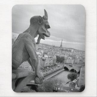 Notre Dame-Wasserspeier Mousepad