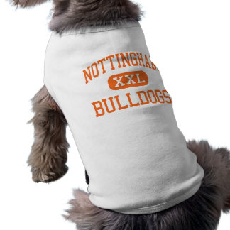 Nottingham - Bulldoggen - hoch - Syrakus New York Shirt