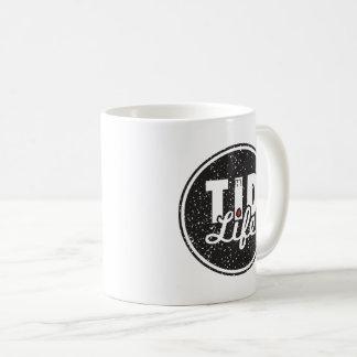 Notwendigkeiten Kaffeetasse