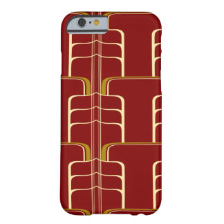 Nouveau Wölbung (Paprika) iPhone 6 Fall Barely There iPhone 6 Hülle