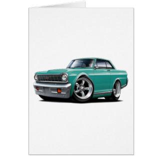 Nova-Aqua-Auto 1964-65 Karte