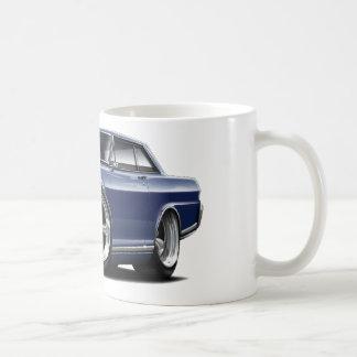 Nova-DK-Blau-Auto 1964-65 Kaffeetasse