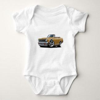 Nova-Goldkabriolett 1964-65 Baby Strampler