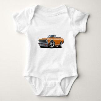Nova-orange Kabriolett 1964-65 Baby Strampler