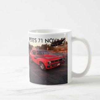 Nova-Tasse, Nova SS, 71 Nova, Peters Nova Kaffeetasse