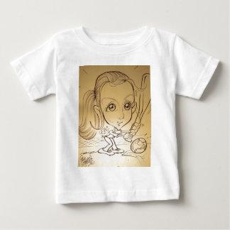 November 2012 Staats-angemessene Baby T-shirt
