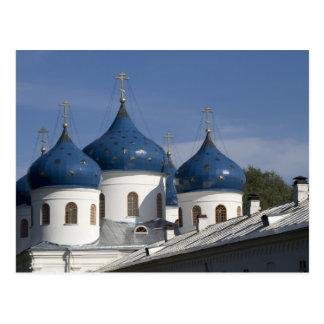 Novgorod das große, Russland Postkarte