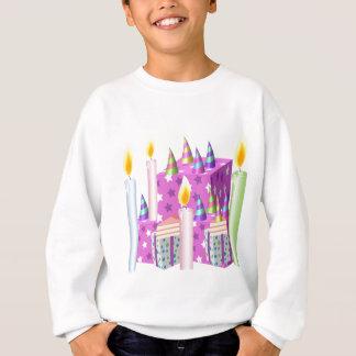 NOVINO alles Gute zum Geburtstag - glückliche Sweatshirt