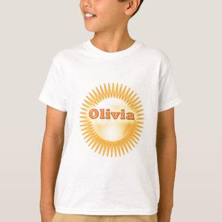 NOVINO eleganter Text T-Shirt