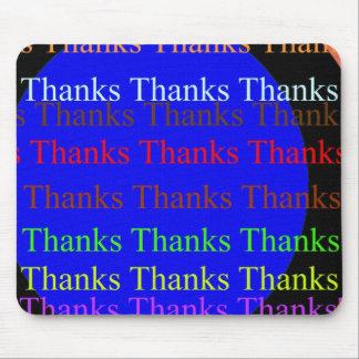 NOVINO Manyways zu danke - danke Mauspads