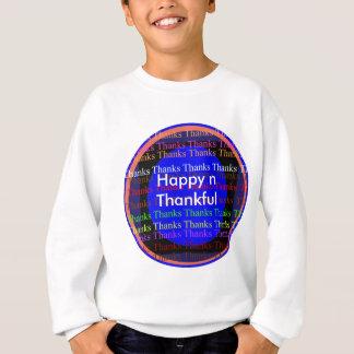 NOVINO Manyways zu danke - danke Sweatshirt