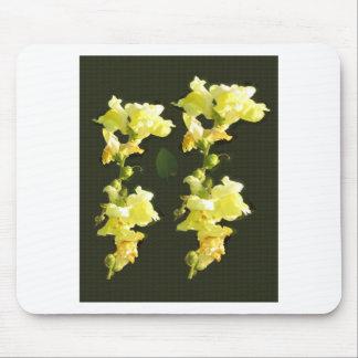 NOVINO wilder n Garten - Vielzahl Blumen-Sammlung Mousepad