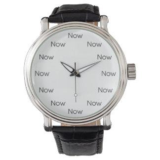 Now ist Zen™ - Mindfulnesstaoist-Buddhist Uhr