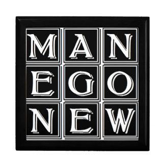 Now new man geschenkbox