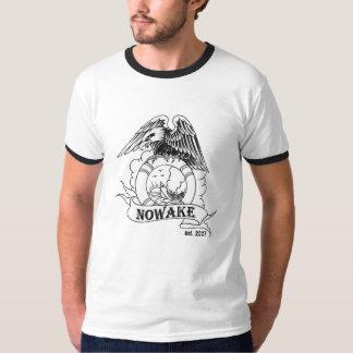 NOWAKE '07 Rückschritt-Wecker T-Shirt