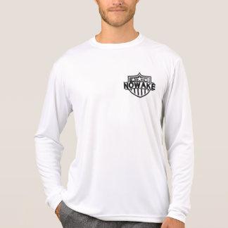 NOWAKE gemacht in langer Hülse Amerikas T-shirt