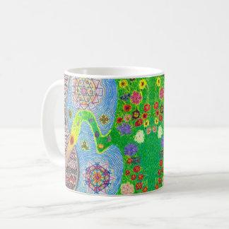 Nowruz Frühling und Leben-Erneuerungs-Tasse Kaffeetasse