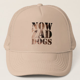 Nowzad der Hund Truckerkappe
