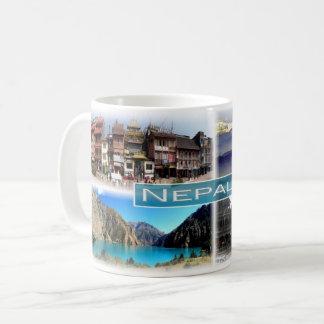 NP Nepal - Kaffeetasse