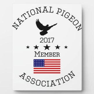 Npa-Mitglied Logowear Fotoplatte