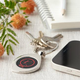 NPN Transistor-Strudel Keychain Schlüsselanhänger