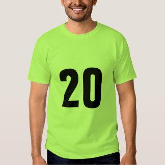 Nr. 20 t shirt