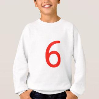 Nr. 6 sweatshirt