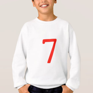 Nr. 7 sweatshirt