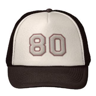 Nr. 80 mit coolem Baseball-Stich-Blick Baseball Mützen