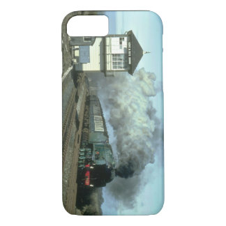 Nr. 850- Stürme entlang den Settle_Steam Zügen iPhone 8/7 Hülle