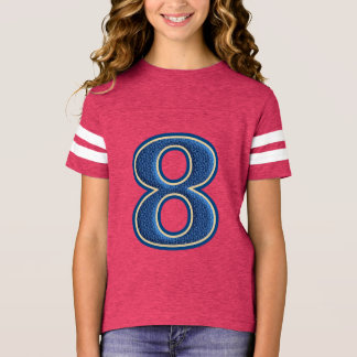 Nr. 8 T-Shirt