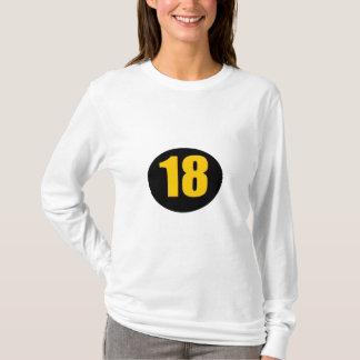 Nr. achtzehn T-Shirt