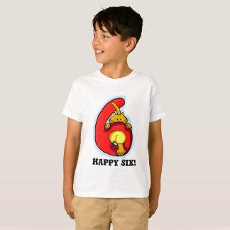 Nr. sechs T-Shirt
