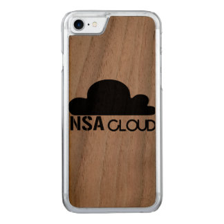 NSA in der Wolke Carved iPhone 8/7 Hülle