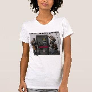 NSA: Ja können wir Sie jetzt hören T-Shirt