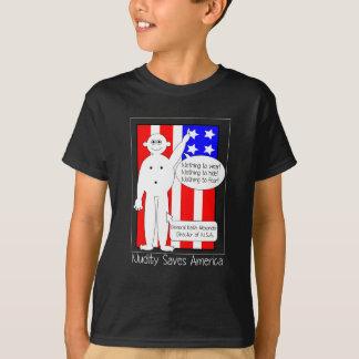 NSA rettet Amerika T-Shirt