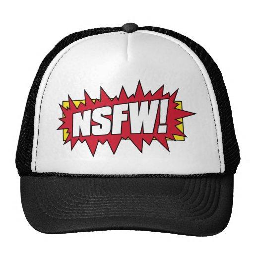 NSFW Hut Kult Cap
