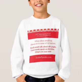 N'Spirational Gesprächs-Geschenk Paks Sweatshirt
