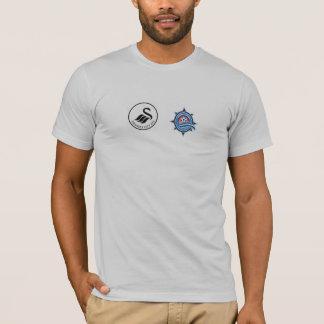 NSU endloser Fußball T-Shirt
